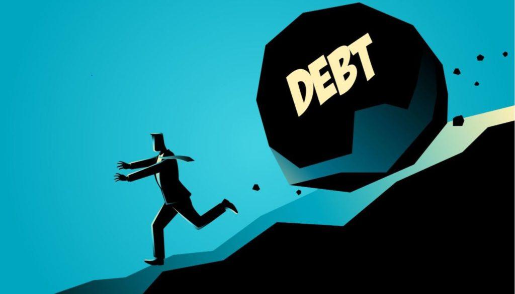 ドル高が進むとアメリカ企業の利益縮小や各国の債務返済コストが顕在化