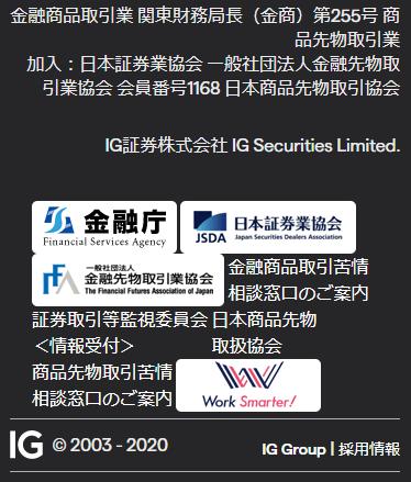 IG証券,金融庁